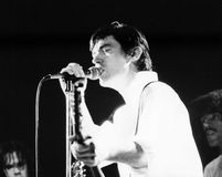 Chris Spedding Royalty Free Stock Images