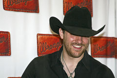 Chris Young - CMA Festival 2009. Chris Young at the CMA Festival 2009 in Nashville, Tennessee signing autographs Royalty Free Stock Photo