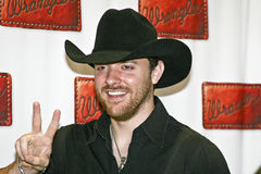 Chris Young - CMA Festival 2009. Chris Young at the CMA Festival 2009 in Nashville, Tennessee signing autographs Royalty Free Stock Image