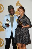 Chrisette Michele, Will. I. Am, Royalty Free Stock Images