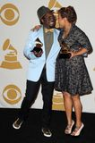 Chrisette Michele, will i am,  Stock Images