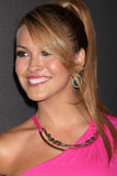 Chrishell Stause arrives at the 2012 Daytime Emmy Awards Stock Image