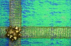 chrismas предпосылки голубые сверкная Стоковая Фотография RF
