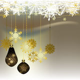 Chrismas background Stock Image