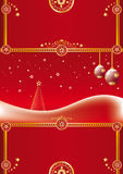 Chrismas background Royalty Free Stock Photo