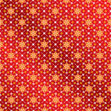 Chrismas background. Red and orange background to be used for the festive season Stock Photos