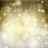 Chrismas  background with sparkles. Chrismas dark silver  background with bright  sparkles and snowflakes Stock Photo
