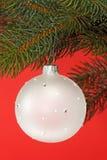 Chrismas ball Stock Images