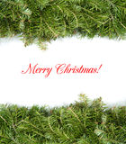 Chrismas card Royalty Free Stock Photos