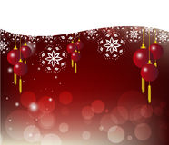 Chrismas card background Royalty Free Stock Images