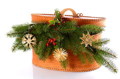 Chrismas decoration Stock Photography