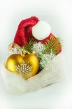 Chrismas decoration Stock Photos