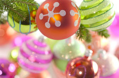 Chrismas decoration Royalty Free Stock Photography