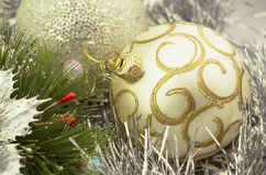 Chrismas decoration Royalty Free Stock Images