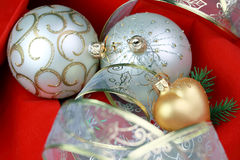 Chrismas decorations Stock Photo