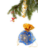 Chrismas gift Royalty Free Stock Photos