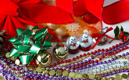 Chrismas Items Stock Photo
