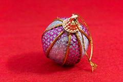 Chrismas o decorazione dell'albero di nuovo anno Fotografia Stock Libera da Diritti