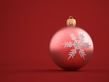 Chrismas ornament vector illustration