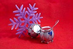 Chrismas ou decoração da árvore do ano novo Fotos de Stock
