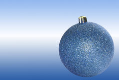 Chrismas sphere Royalty Free Stock Photography