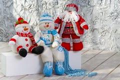 Chrismas toy decoration Royalty Free Stock Images