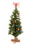 chrismas tree Zdjęcie Stock