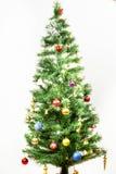 Chrismas tree Arkivbild