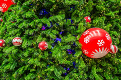 Chrismas tree for background Royalty Free Stock Photography