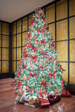 Chrismas tree Stock Images