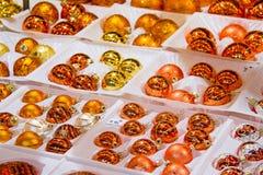 Chrismasdecoratie Stock Afbeeldingen
