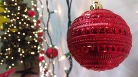 Chrisrmas光- Luces de Navidad 免版税库存图片