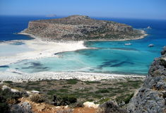 Chrissi Island - Greece Royalty Free Stock Photos