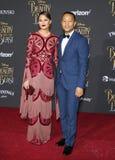 Chrissy Teigen and John Legend Royalty Free Stock Images