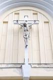 christ перекрестный jesus Стоковые Изображения