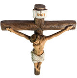 christ перекрестный jesus Стоковое фото RF