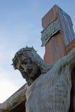 christ перекрестный jesus Стоковые Изображения RF