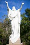 christ поднятый jesus Стоковые Изображения