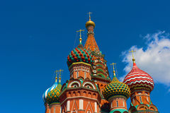 Christ a catedral do salvador em Moscovo Imagem de Stock Royalty Free