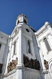 Christ a catedral do salvador em Moscovo, R?ssia foto de stock