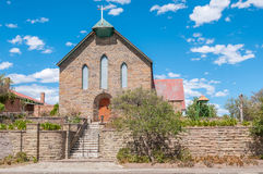Christ Church Anglican Church in Beaufort West Royalty Free Stock Image
