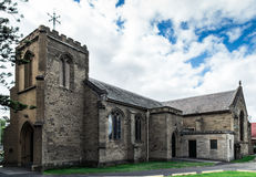Christ Church anglican church in Geelong Stock Image