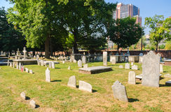Free Christ Church Burial Ground Royalty Free Stock Photography - 68626367