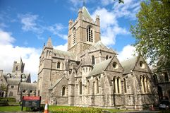 Christ church cathedral Stock Photography