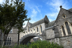Christ Church Cathedral in Dublin Royalty Free Stock Photography