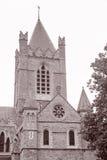 Christ Church Cathedral, Dublin, Ireland Stock Photography