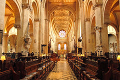Christ Church Cathedral, Oxford Stock Photography