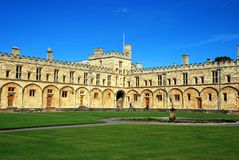 Christ Church college Royalty Free Stock Photography