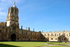 Christ Church College Stock Image