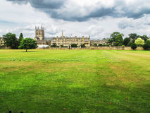Christ Church College Stock Images